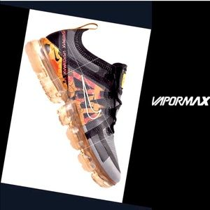 New NWT Hot! Nike Air Vapormax 2019 Black Run